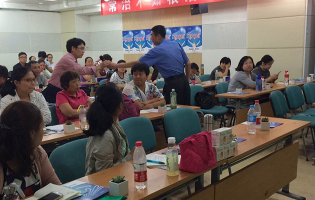 Academy Comes First before Pharmacy Promotion – Report on Beijing Golden Elephant Pharmacy Training Activities